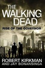 THE WALKING DEAD RISE OF THE GOVERNOR HARDCOVER DJ BRAND NEW KIRKMAN BONANSINGA
