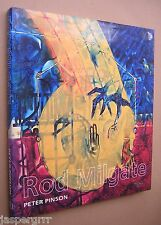 1995. ROD MILGATE. PETER PINSON. 1st EDITION HARDBACK DUST WRAPPER. MODERN ART