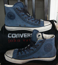 NEW CONVERSE BY JOHN VARVATOS CT AS ARTISAN STITCH LIMITED ED. HI MEN'S US 9.5