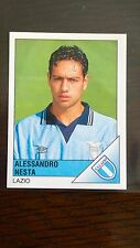Alessandro Nesta ROOKIE Sticker - Panini Calciatori 1995-96 - MINT Condition