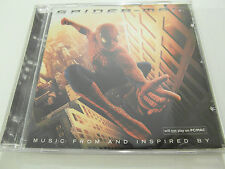 Spider-Man - Music From The Motion Picture ( CD Album ) Used very good
