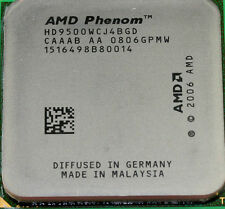 AMD Quad Core CPU Phenom X4-9500 2.2GHz Socket AM2