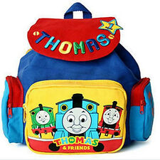 Thomas Train Tank Engine Cartoons Friends Nursery School Backpack Kids Boys Bag
