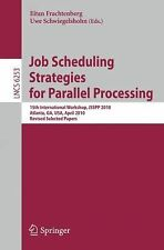 Lecture Notes in Computer Science Ser.: Job Scheduling Strategies for...