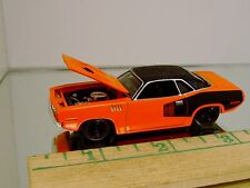 MM WEST COAST CHOPPERS PLYMOUTH BARRACUDA 440 RUBBER TIRES LIMITED EDITION