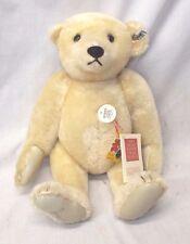 Vintage 1985 STEIFF Original Margaret Woodbury Strong White Bear #0158/41 SIGNED