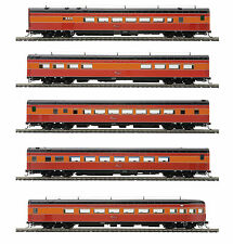 NEW HO MTH 80 60041 SP SOUTHERN PACIFIC DAYLIGHT 5 CAR SET  FREE PRIORITY S&H