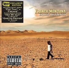 1 CENT CD Excuse My French [Best Buy Exclusive] [PA] - French Montana