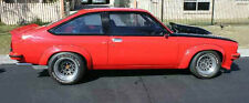 HOLDEN UC TORANA  A9X HATCH BACK  FLARE KIT AND PIPING  2 DOOR