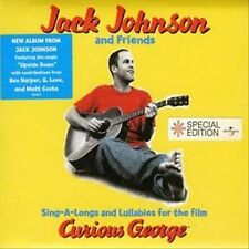 Sing-A-Longs & Lullabies for the Film Curious George by Jack Johnson & friends