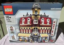 Lego Modular Building 10182 Cafe Corner * SEALED * NSIB 2007 retired Free ship !