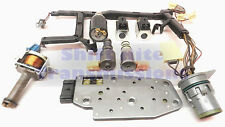 96-02 4L60E SOLENOID  KIT 4L65E M30 M32 SHIFT TCC PWM EPC HARNESS 3-2 DOWNSHIFT