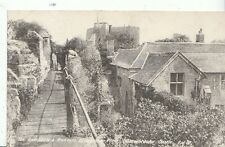 Isle of Wight Postcard - Ramparts & Princess Elizabeth's Room Carisbrooke A6532