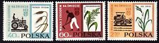 Poland - 1963 Freedom from Hunger - Mi. 1371-73 MNH
