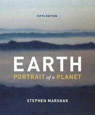 NEW - Earth: Portrait of a Planet (Fifth Edition) by Marshak, Stephen