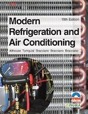 Modern Refrigeration and Air Conditioning by Andrew D. Althouse, Gloria M. Brac…