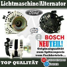 FORD GALAXY MONDEO IV S-MAX BOSCH 150A LICHTMASCHINE ALTERNATOR NEU NEW