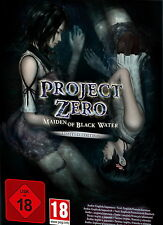Project Zero V - Maiden Of Black Water (Limited Edition Bundle) (Nintendo Wii...