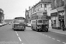 Hartlepool Borough Transport No.70 & 27 Bus Photo
