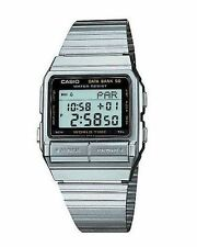 Nuovissimo CASIO DATABANK WORLD TIME WATCH db520a-1av ** UK VENDITORE **