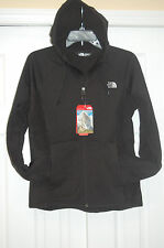 the north face womens castle crag full zip fleece hoodie black medium christmas
