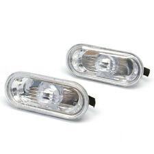 Fashion 2Pcs Side Lamp Light For VW Golf Bora MK4 Passat GTI New Beetle