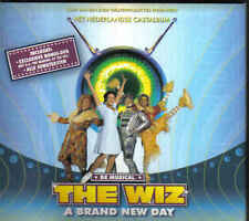 The Wiz-A Brand New Day Cd+DVD Album