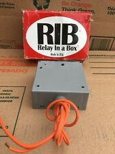 RIB RIBX24SBA Enclosed Relay 20A SPDT  24VAC  24VDC COIL