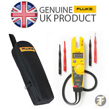 Fluke T5-600 Voltage Continuity Current Tester PLUS C33 Carry Case - Great Offer