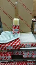 TOYOTA FILTER KIT OIL FILTER, AIR FILTER AND CABIN FILTER FACTORY OEM NEW!