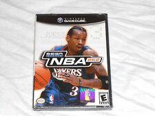 NEW NBA 2K2 Nintendo GameCube Game Sega Sports Basketball basket ball SEALED 2k