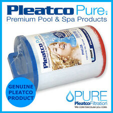 PLEATCO PHC25 SPA & HOT TUB FILTER (also replaces UNICEL 4CH-20)
