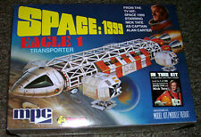 SPACE 1999: EAGLE 1 TRANSPORTER MPC ROUND2 1/72 scale PLASTIC MODEL KIT 2014