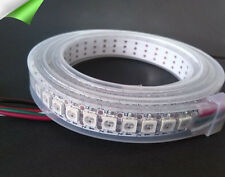 WS2812B 1M 144LED Waterproof  IP67 Silicon tube Digital strip RGB Addressable 5V