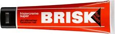 BRISK for men Frisiercreme Hairstyle Cream 100ml Tube NEW from Germany