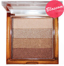 Royal Bronzing Shimmering BRICK Bronzer Highlighter Compact Powder NEW