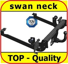 Towbar Tow Hitch Trailer Fiat Scudo 2 / II Van 2007 - ON / swan neck Tow Bar