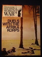 History of the Second World War Volume 20 - Duels with the Afrika Korps