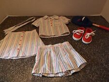 Pleasant Company/American Girl Molly Limited Edition Tennis Outfit