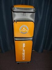 Cobra Travel Rolling Golf Club Bag Good Condition