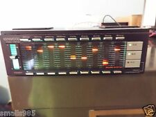 Old School Kenwood KGC-7400 (9 Band Pre-Amp) RCA Conversion !!!!