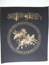 BLASPHEMOPHAGHER back patch 14x12 inches