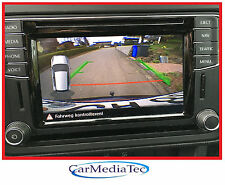 VW Discover PLUS Composition Media THE BEETLE 5c MAGGIOLINO REAR View Camera Kit Set