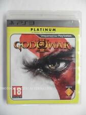 jeu GOD OF WAR III sur PS3 playstation 3 en francais spiel juego game complet
