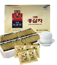 Healthy Korean red Ginseng extract Tea (100 tea bags)