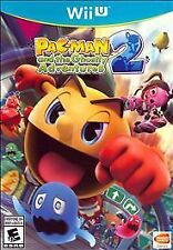 Pac-Man and the Ghostly Adventures 2 (Nintendo Wii U, 2014) *Complete & Mint*