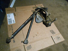 Polaris 250 Trail Boss ATV 1988 88 4x4 left front spindle a arms shock mount