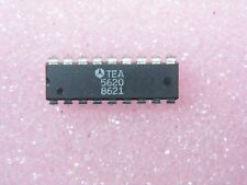 ci TEA 5620 ~ ic TEA5620 ~ color TV PAL decoder ~ DIP18 (PLA013)