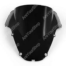 Pare brise Bulle WindScreen Pour Honda CBR929 CBR 900RR 2000-2001 Black