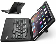 """Apple iPad Pro 12.9"""" Case with Bluetooth Keyboard Tablet Protective Cover NEW"""
